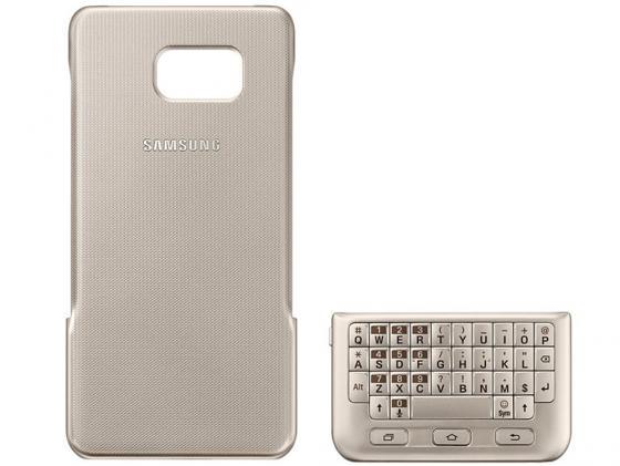 Чехол Samsung EJ-CN920RFEGRU для Samsung Galaxy Note 5 золотистый чехол для samsung galaxy note 5 n920 samsung glossycover золотистый