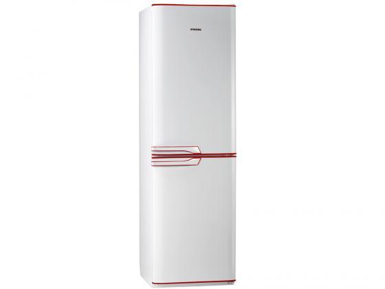 Холодильник Pozis RK FNF-172 w r белый к��асный холодильник pozis rk fnf 172 w b встроенные ручки черн накладки