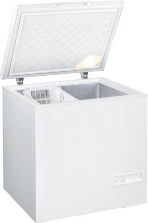 Морозильная камера Gorenje FH210W белый морозильная камера shivaki sfr 185w