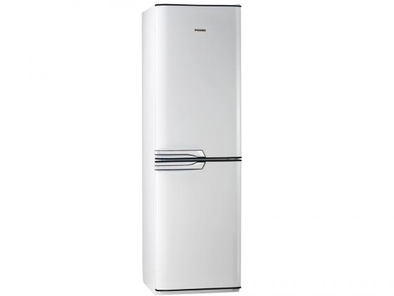 Холодильник Pozis RK FNF-172 w b белый черный холодильник pozis rk fnf 172 w r белый с рубиновыми накладками на ручках
