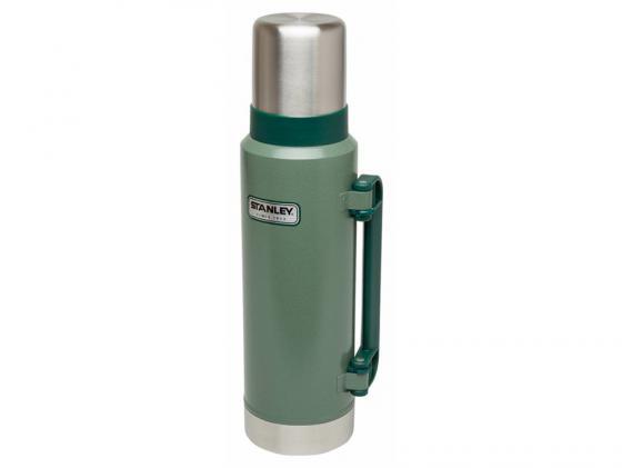 Термос Stanley Legendary Classic 1л зеленый 10-01254-038