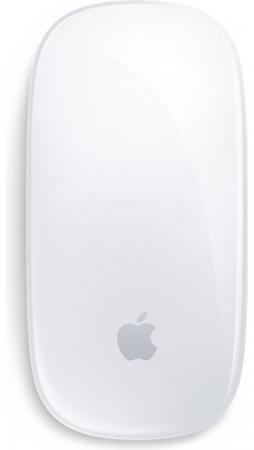 Мышь беспроводная Apple Magic Mouse 2 белый Bluetooth MLA02ZM/A apple mla22ru a magic keyboard white bluetooth