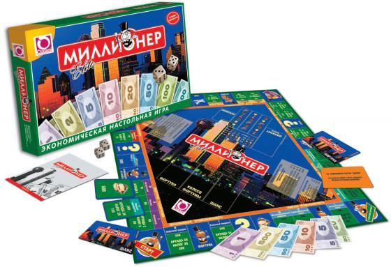 Настольная игра стратегическая Origami Миллионер-Элит 00111