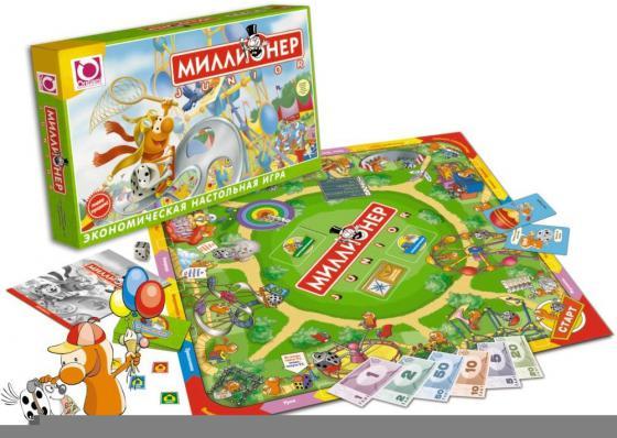 Настольная игра стратегическая Origami Миллионер-юниор 00110
