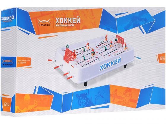 Напольная игра спортивная X-Match Хоккей 941314 x match настольная игра хоккей x match 87909