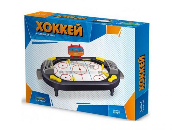 Настольная игра спортивная X-Match Хоккей 87909