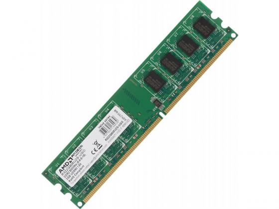 Оперативная память 2Gb PC2-6400 800MHz DDR2 DIMM AMD R322G805U2S-UGO 450260 b21 445167 051 2gb ddr2 800 ecc server memory one year warranty