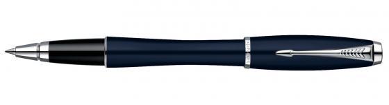 Ручка-роллер Parker Urban T200 черный 0.8 мм F S0850460 ручка роллер parker urban t200 черный 0 8 мм f s0850460