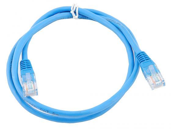 Патч-корд 5E категории UTP синий 1м патч корд huawei sn2f04fcpc