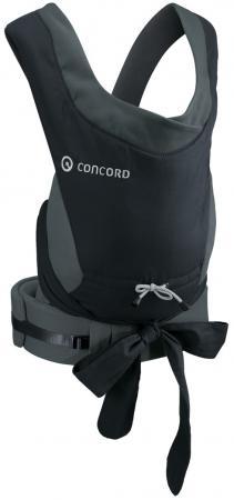 Переноска-кенгуру Concord Wallabee (phantom black) concord c1 320288