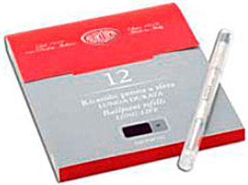 купить Стержень шариковый Aurora AU-132/NF черный 0.5 мм для ручек Aurora Refills недорого