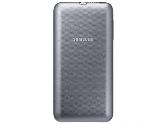Портативное зарядное устройство Samsung EP-TG928BSRGRU 3400mAh для Samsung S6 edge+ 2xUSB серебристый чехол для смартфона samsung для galaxy s6 edge ep tg928 золотистый ep tg928bfrgru ep tg928bfrgru