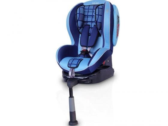 Автокресло Welldon Royal Baby Side Armor & Cuddle Me (blue)
