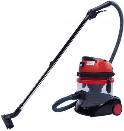 Пылесос MIE Ecologico Maxi сухая влажная уборка чёрный красный парогенератор mie luxe