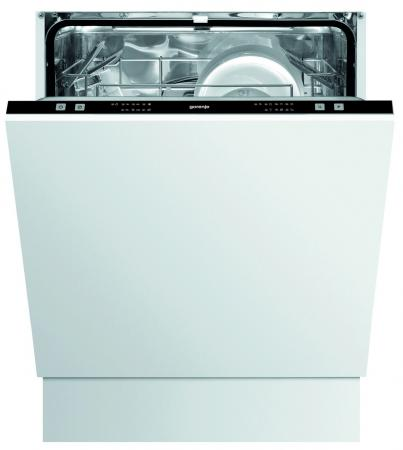 лучшая цена Посудомоечная машина Gorenje GV61211 белый