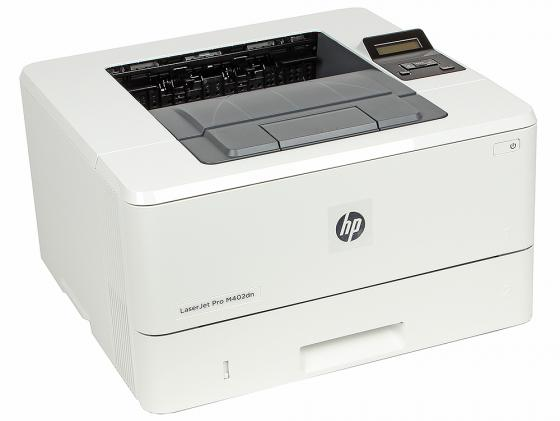 Принтер HP LaserJet Pro M402dn G3V21A ч/б A4 38ppm 1200x1200dpi 128Mb Duplex Ethernet USB (в комплекте картридж 9000 копий) картридж t2 для hp tc h85a laserjet p1102 1102w pro m1132 m1212nf m1214nfh canon i sensys lbp6000 cartrige 725 1600 стр с чипом