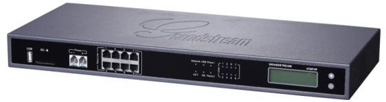 АТС IP Grandstream UCM6108 8xFXO 2xFXS 1xGbLAN PoE+ атс ip grandstream ucm6208 8xfxo 2xfxs nat 2xgblan poe