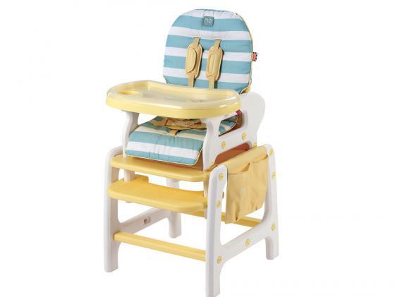 Стульчик для кормления Happy Baby Oliver (yellow) ниблер happy baby 2 0 с силиконовой сеточкой yellow 15035