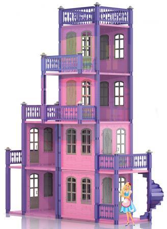Дом для кукол Нордпласт Замок Принцессы  591/2 нордпласт ведро форма замок нордпласт