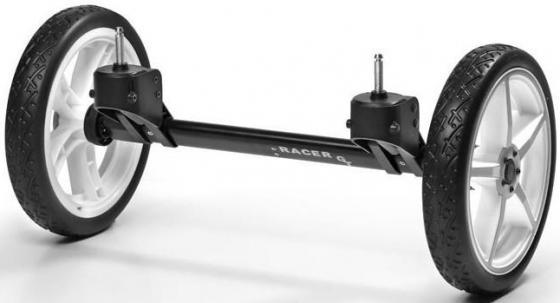 Система сменных колес Quad для коляски Hartan Sky (белый) hartan адаптер на коляски hartan для maxi cosi черный