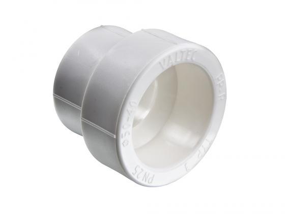 Муфта переходная PPR 63-25мм VALTEC VTp.705.0.063025 труба pp alux арм алюминием pn 25 63 mm белый valtec vtp 700 al25 63 4м