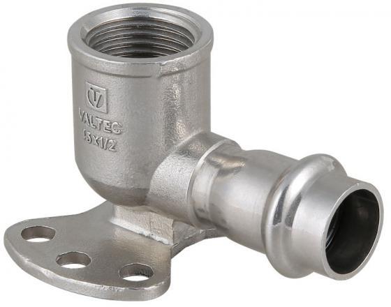 Водорозетка нерж. сталь 12х1/2 VALTEC VTi.954.I.001204