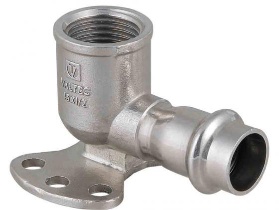 Водорозетка нерж. сталь 15х1/2 VALTEC VTi.954.I.001504