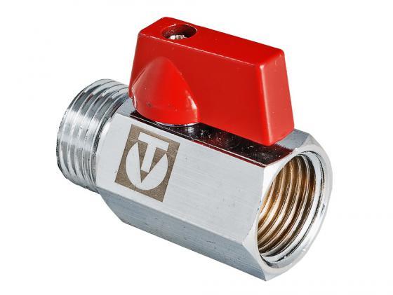 Кран шаровой MINI 1/2 вн.-нар. VALTEC VT.331.N.04 кран шаровый valtec vt 343 n 1616