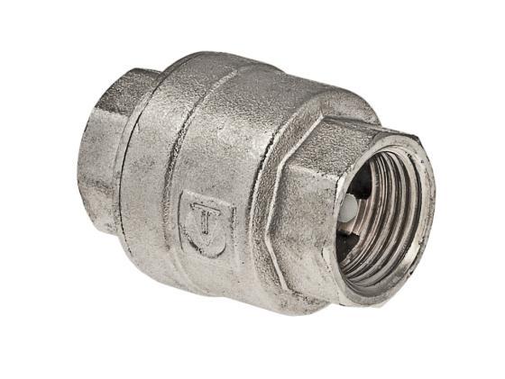 Клапан обратный 1/2 VALTEC VT.161.N.04 фильтр грубой очистки valtec vt 191