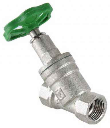 Вентиль прямоточный запорно-регулировочный 3/4 VALTEC VT.052.N.05 вентиль регулировочный icma нижний угловой 3 4