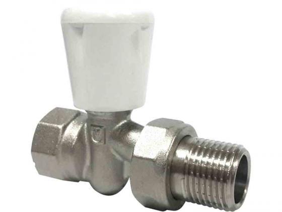 Клапан ручной для рад. прямой 1/2 VALTEC VT.018.N.04 инжекторный узел для подкл рад 1 2х50% valtec vt 022 n e04050