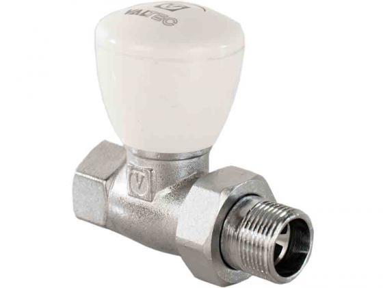 Клапан ручной прямой 1/2 VALTEC VT.008.N.04 фильтр грубой очистки valtec прямой 1 2 в н хром vt 387