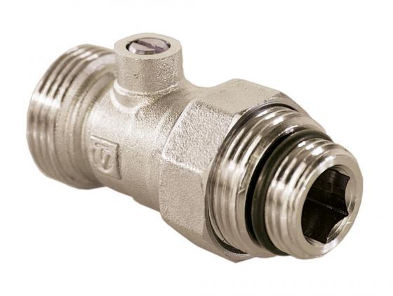 Кран для нижнего подкл. рад. VALTEC VT.345R.N.05 инжекторный узел для подкл рад 1 2х50% valtec vt 022 n e04050
