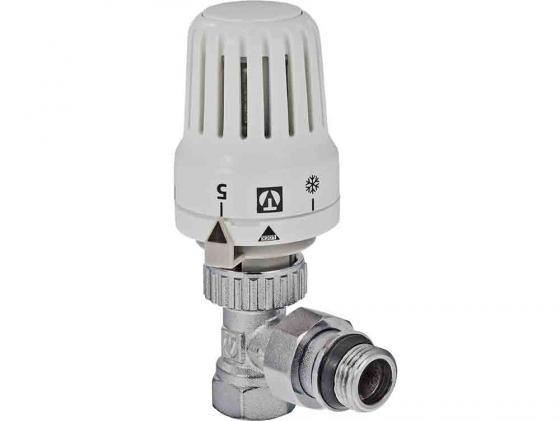 Клапан с термостатической головкой для рад. угловой 1/2 VALTEC VT.047.N.04 клапан ручной для рад угловой 1 2 valtec vt 017 n 04