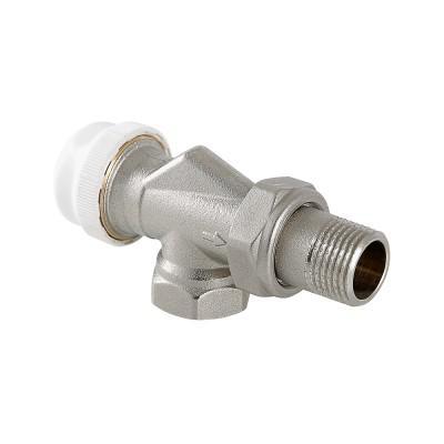Клапан термостатический для радиатора угловой с осевым управлением 1/2 VALTEC VT.179.N.04 термостатический комплект varmega угловой 1 2 клапан угл терм клапан угл зап терм головка 20780400
