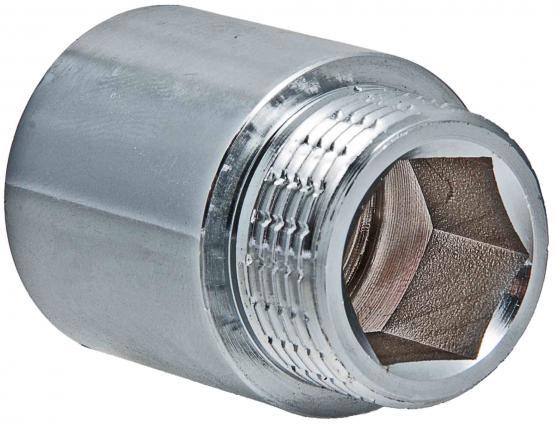 Удлинитель 1/2 вн. х25мм (ХРОМ) VALTEC VTr.198.C.0425
