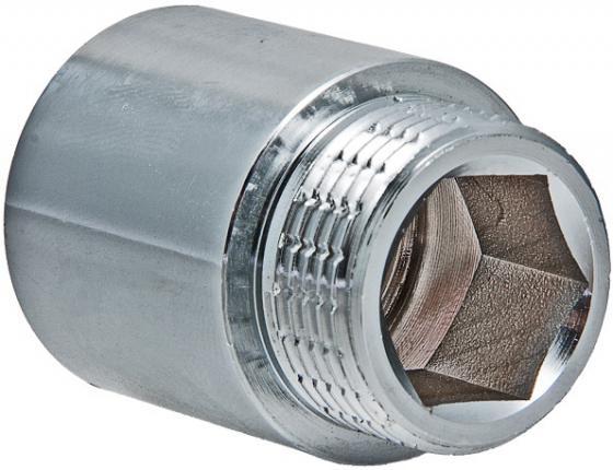 Купить Удлинитель 3/4 вн. х50мм (ХРОМ) VALTEC VTr.198.C.0550