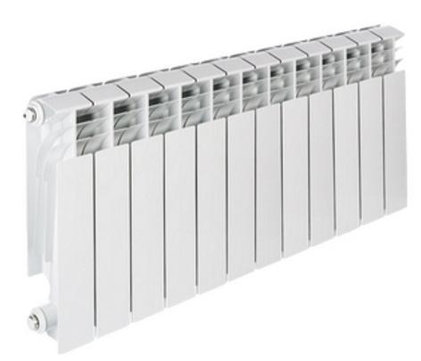 Радиатор TENRAD 350/100 12-секций  радиатор tenrad bm 350 80 12 секций