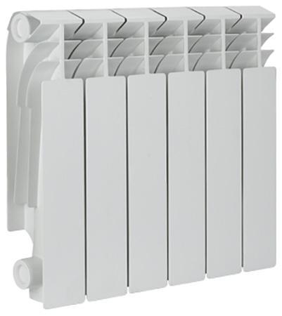 цена на Радиатор TENRAD 350/100 6-секций