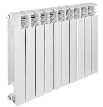 Радиатор TENRAD AL500/100 10-секций от Just.ru