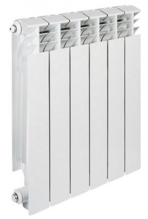Радиатор TENRAD 500/100 6-секций от Just.ru