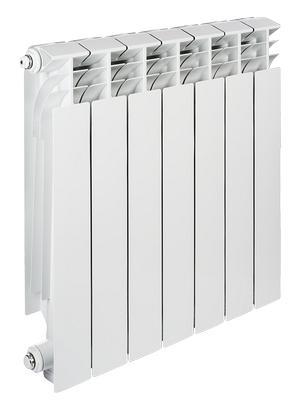 Радиатор TENRAD 500/100 7-секций от Just.ru