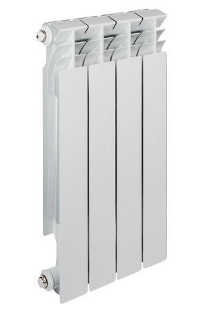 Радиатор алюминиевый TENRAD 500/80 4-секции цена и фото