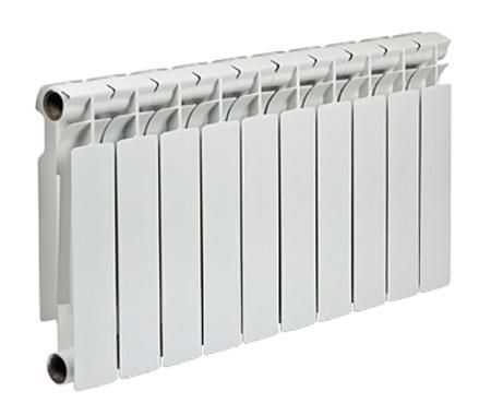 цена на Радиатор TENRAD BM 350/80 10-секций