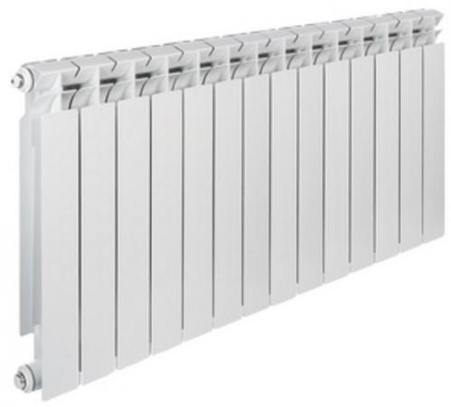 Радиатор TENRAD BM 500/80 14-секций  цена и фото