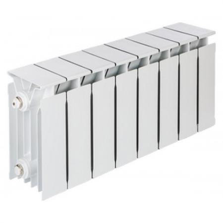 Радиатор комбинированный TENRAD AL/BM 150/120 8-секций цена и фото