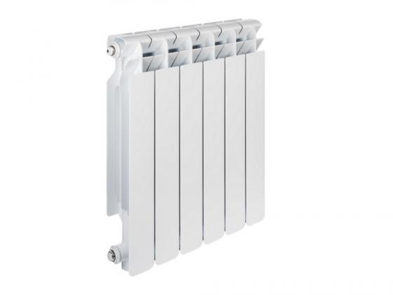 цена на Радиатор алюминиевый Brixis Base 500/100 6-секция