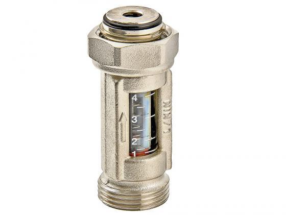 Расходомер 1-4 л/мин (евроконус) VALTEC VT.FLC15.0.0