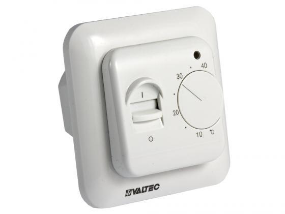 Термостат комнатный с датчиком температуры пола (НЗ сервопривод–отопл., НО-охл. конд.) VALTEC VT.AC602.0.0