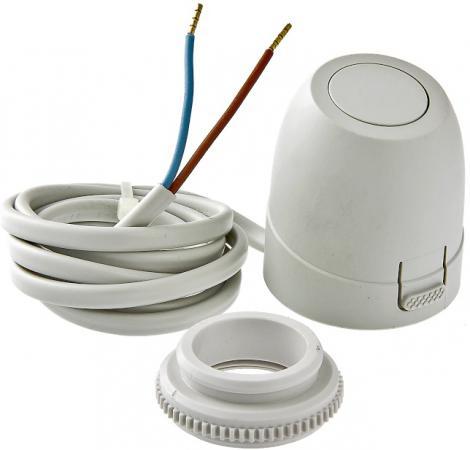 Электротермический сервопривод, питание 24 В (нормально закрытый) VALTEC VT.TE3041.0.024 сервопривод электротермический valtec 24 в ас нормально закрытый vt te3042 0 024